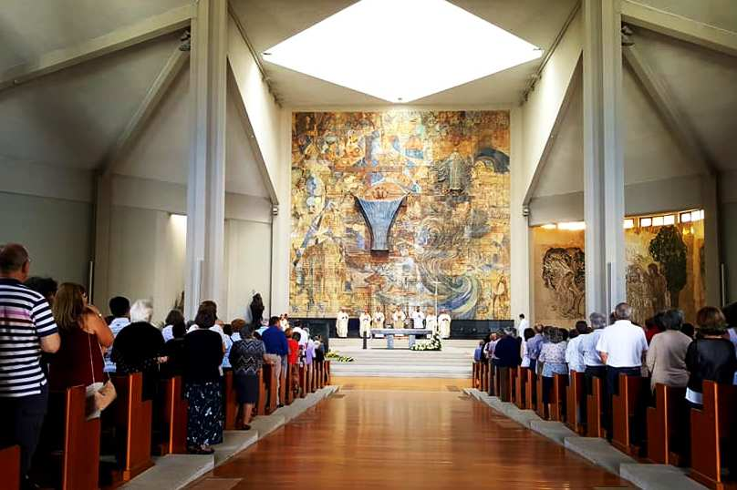 Bragança-Miranda: Bispo ordenou novo diácono e destacou dimensão do serviço dos batizados