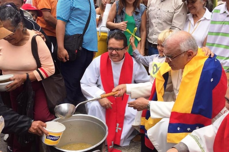 Venezuela: Papa nomeia responsável interino para Arquidiocese de Caracas