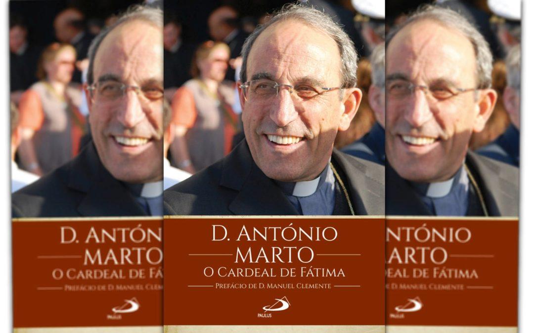 Publicações: Livro sobre cardeal D. António Marto vai ser apresentado em Fátima