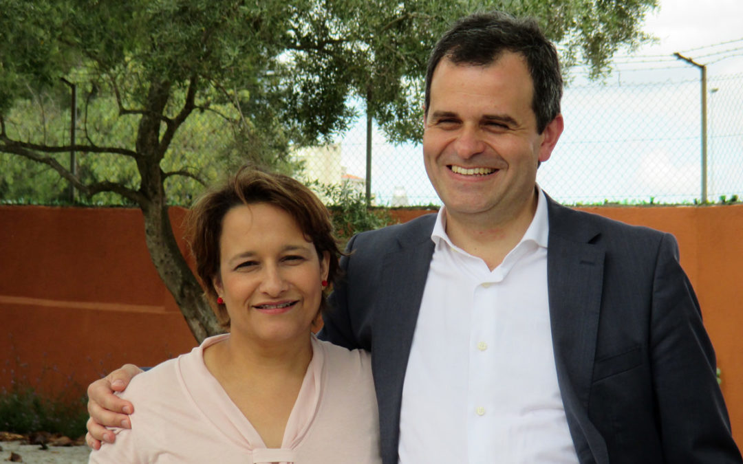 «Como casal conversamos mais» – Marta e Gonçalo Castilho Santos, Equipas de Nossa Senhora – Emissão 16-07-2018