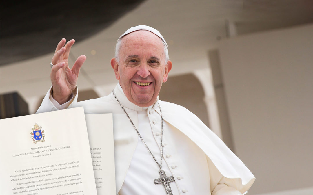 Família: Papa agradece a D. Manuel Clemente a «aprofundada reflexão» sobre acompanhamento das «situações da vida conjugal»