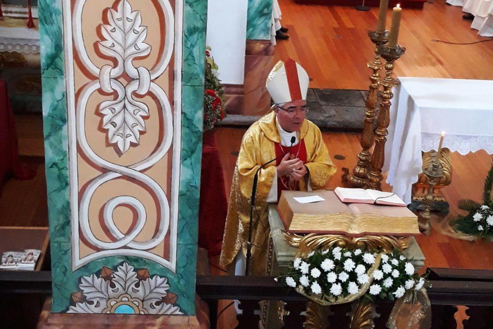 Açores: Festa do Bom Jesus no Pico apelou a deixar de parte «tudo o que desumaniza»