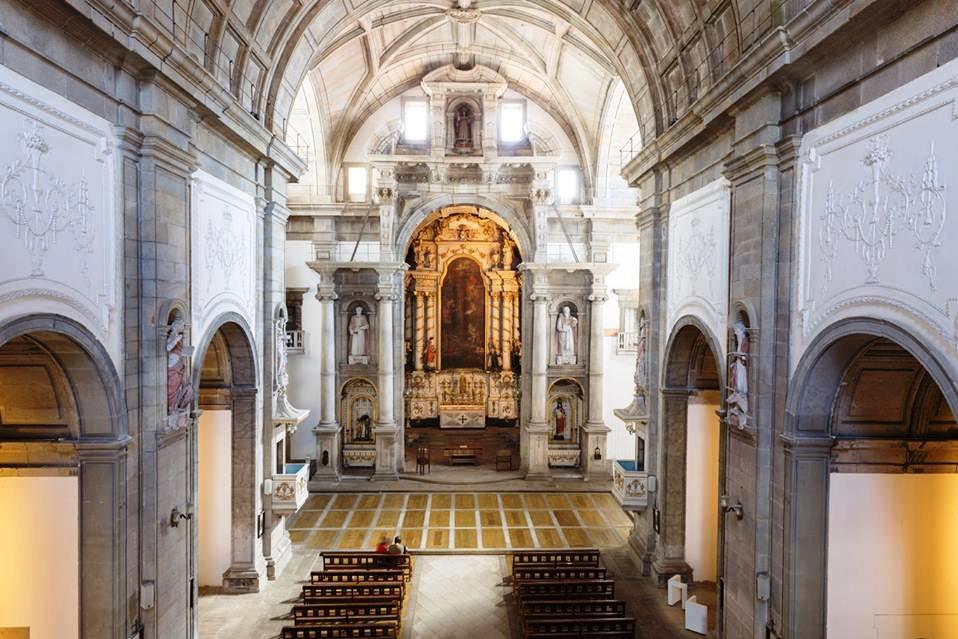 Turismo: Igreja de São Lourenço oferece «visão de 360 graus» para património edificado do Porto e Gaia (C/Vídeo)