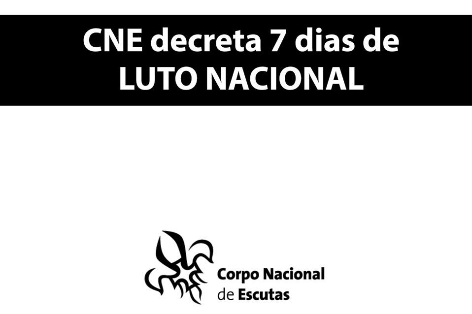 Escutismo: CNE decreta sete dias de luto após acidente que vitimou exploradora da Região de Lisboa