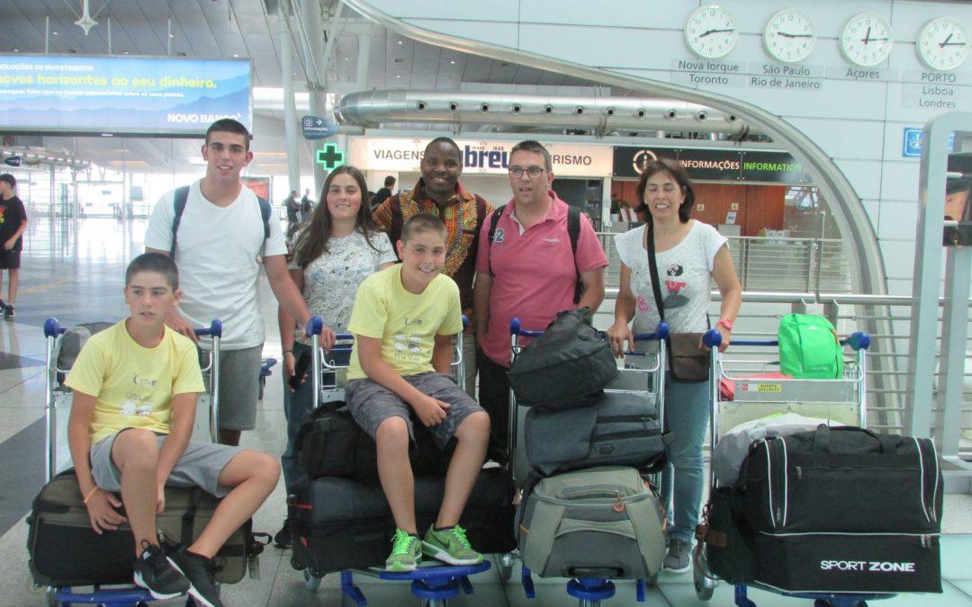 Voluntariado: Família de seis ruma a Moçambique para passar agosto com missionários da Consolata