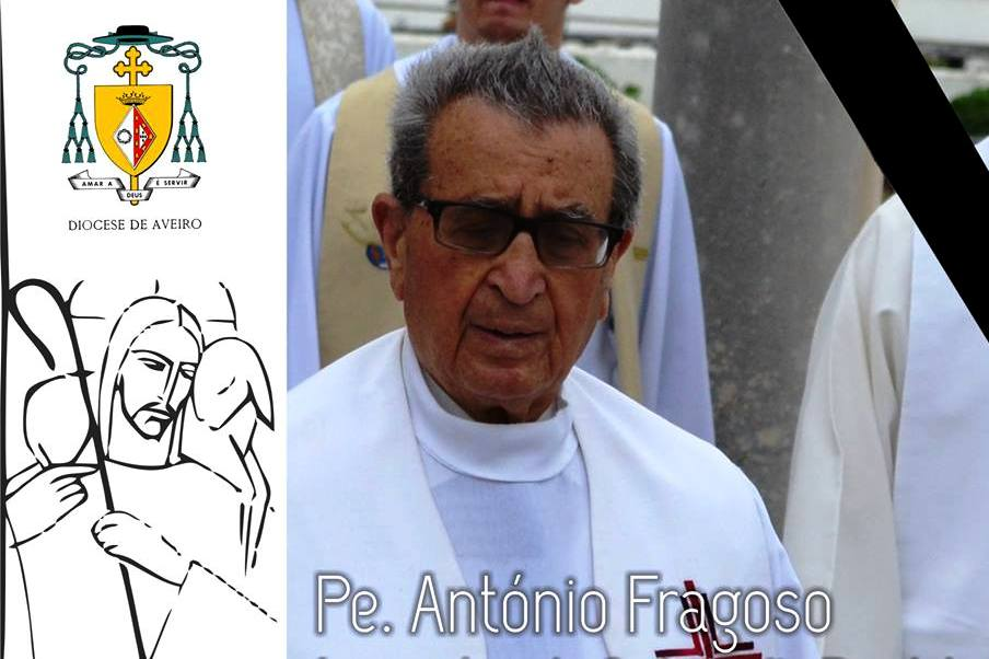 Aveiro: Faleceu o padre António Fragoso Tavares