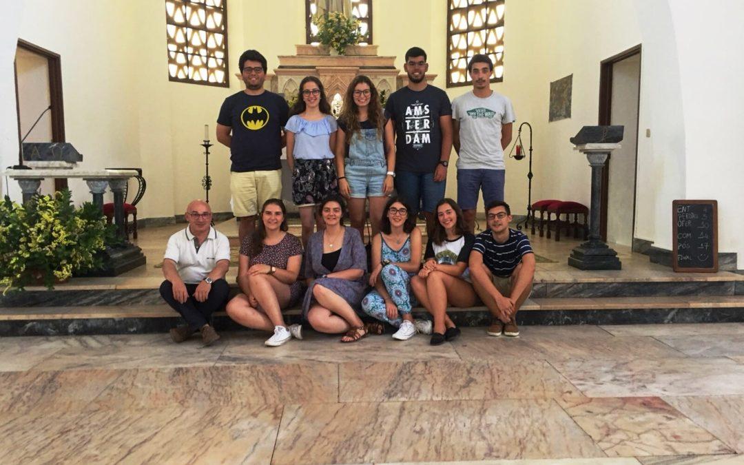 Évora: Jovens fazem «férias missionárias» junto da população da Vila do Couço