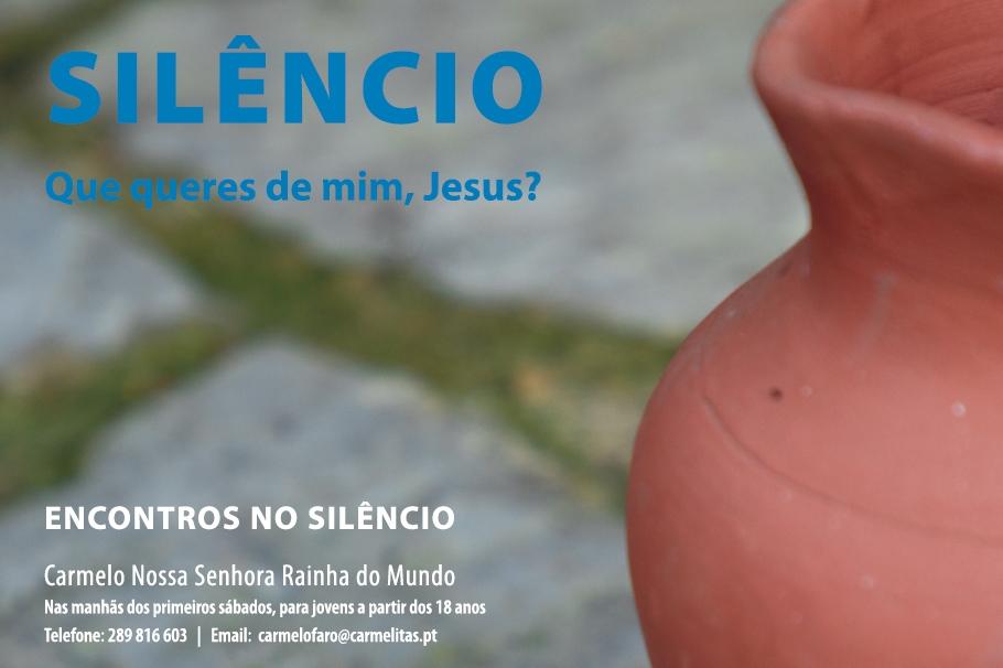 Algarve: Carmelitas Descalças convidam jovens para «Encontro no Silêncio»