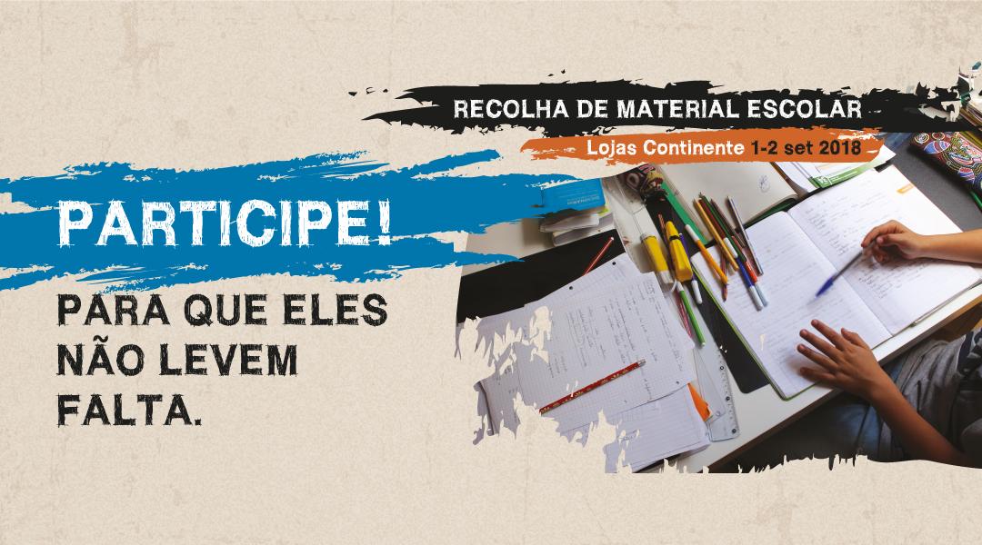 Solidariedade: «Campanha de regresso à escola» ajuda «famílias mais vulneráveis» em Portugal