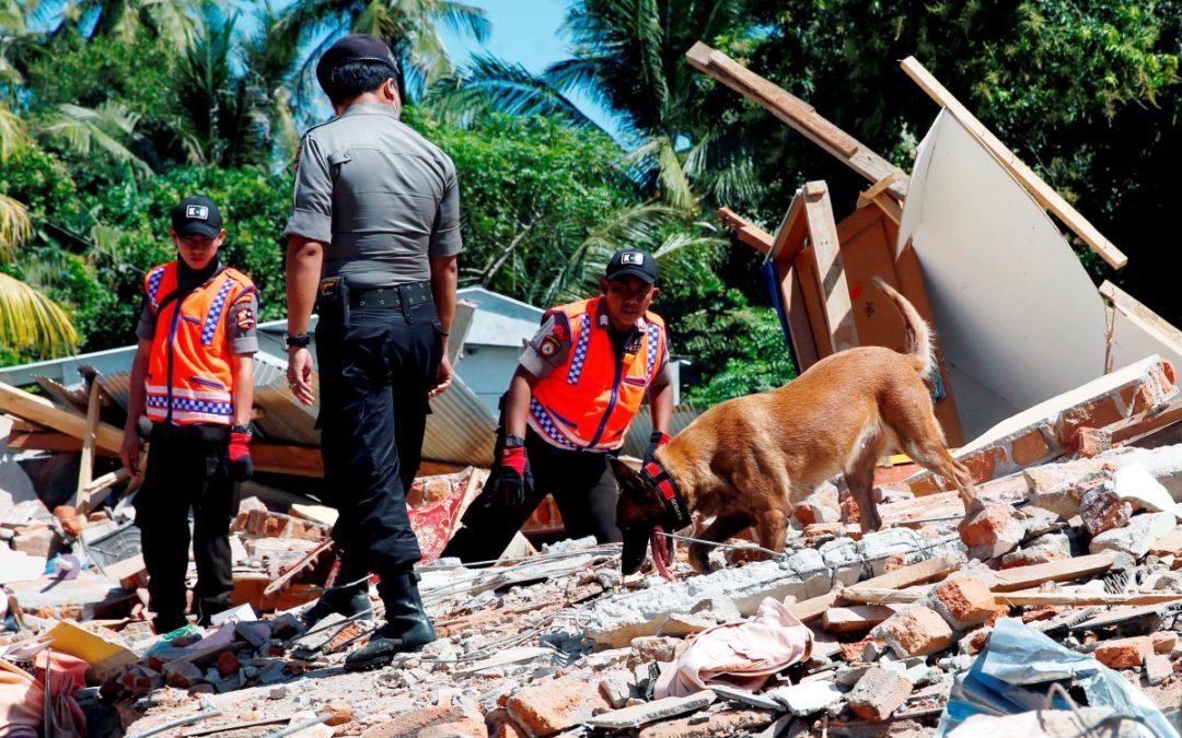 Indonésia: Igreja Católica apoia população atingida pelos terramotos