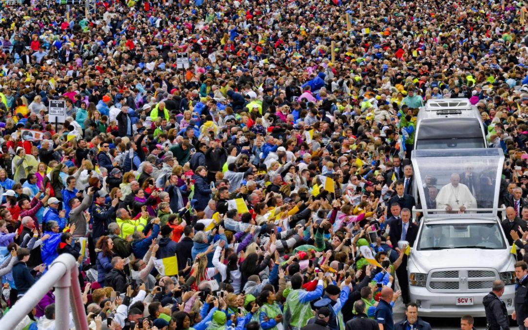 Família: Banho de multidão encerra Encontro Mundial presidido pelo Papa