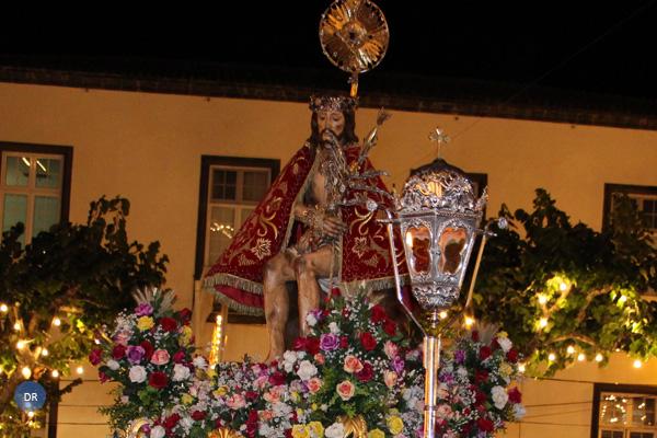 Açores: Vila Franca do Campo vive festa do Senhor da Pedra