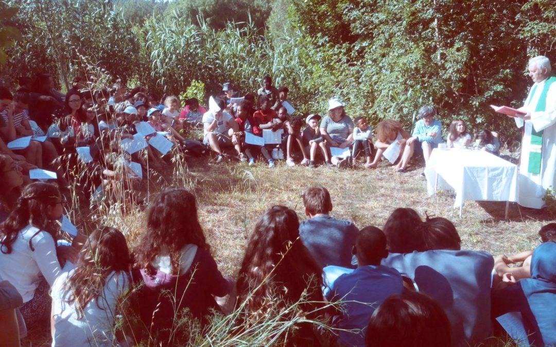 Santarém: Acampamento católico sensibilizou mais novos para a temática do racismo e da discriminação