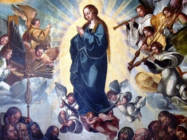 Liturgia: Igreja celebra Assunção de Maria