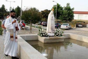 Religiosidade Popular: Torre do Pinhão inaugurou nicho dedicado a Nossa Senhora de Fátima