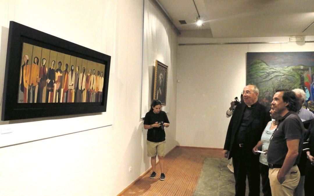 Igreja/Cultura: Arquidiocese de Braga recebe primeira Bienal Internacional de Arte Sacra Contemporânea