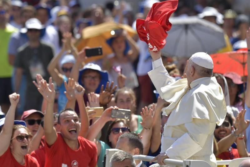 Igreja: Papa pediu aos jovens para serem «protagonistas no bem» (c/vídeo)