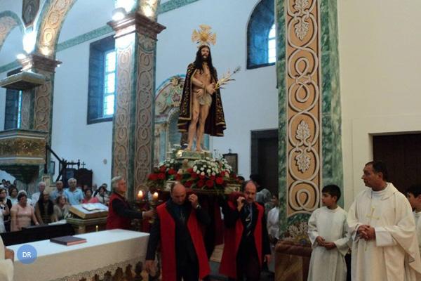 Açores: «Dia grande» das festas do Senhor Bom Jesus Milagroso anima ilha do Pico