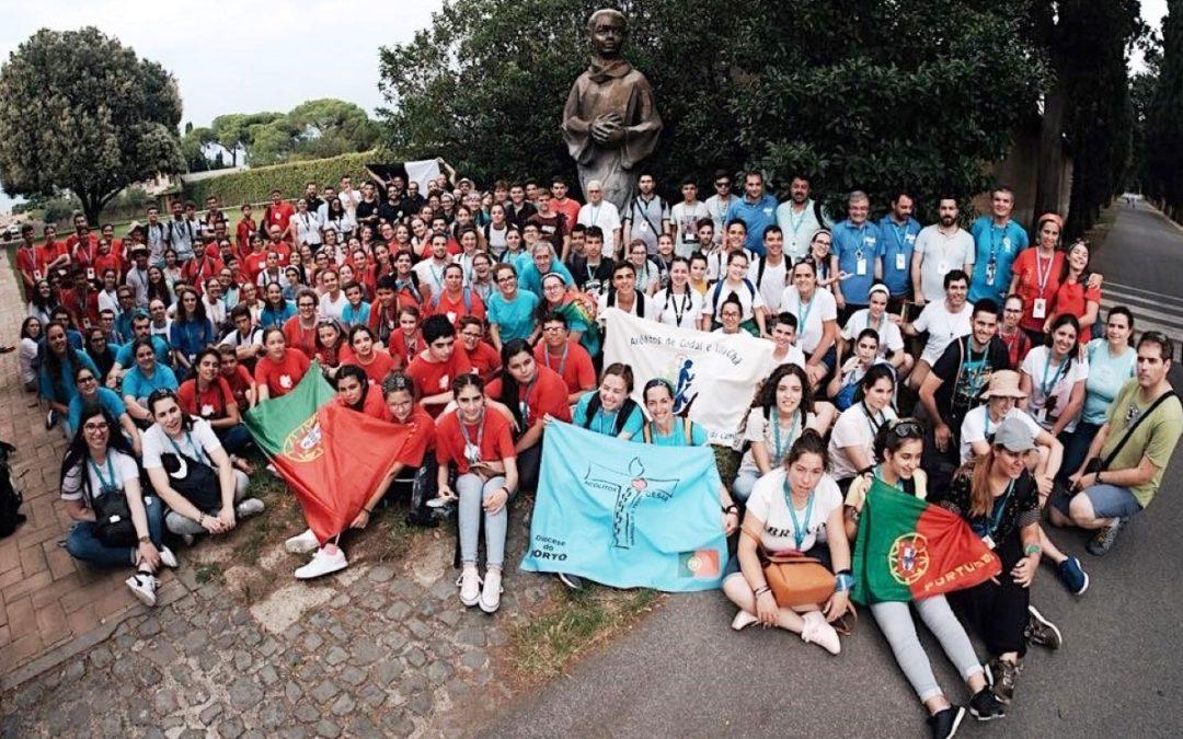Vaticano: Peregrinação Internacional de Acólitos marcada por incentivo do Papa aos jovens para que «trabalhem a favor da paz»