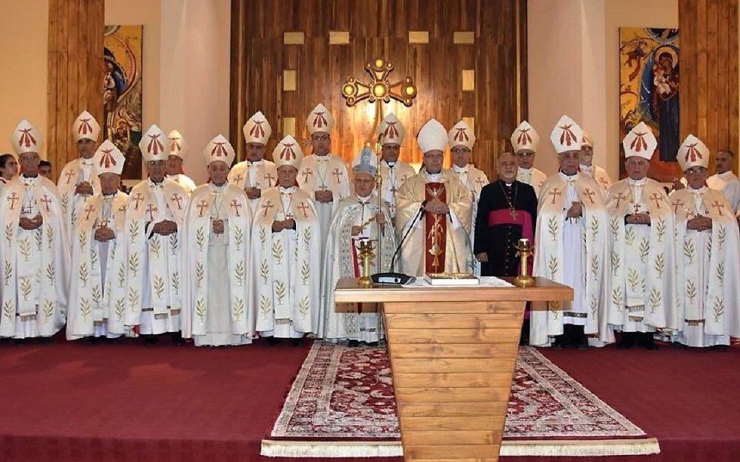 Médio Oriente: Bispos de rito católico pedem esforços redobrados para «o estabelecimento de uma paz duradoura na região»