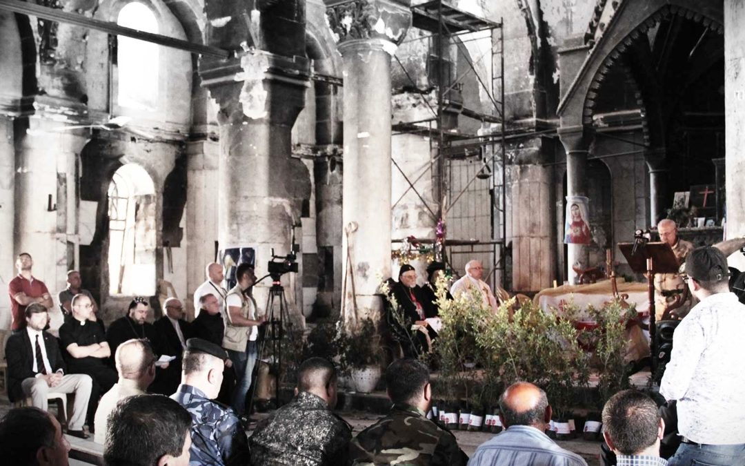 Iraque: Famílias cristãs regressam à Planície de Nínive «com esperança»