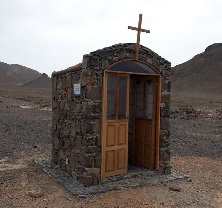 Cabo Verde: Bispo de Mindelo abençoou capela para pescadores em ilha deserta