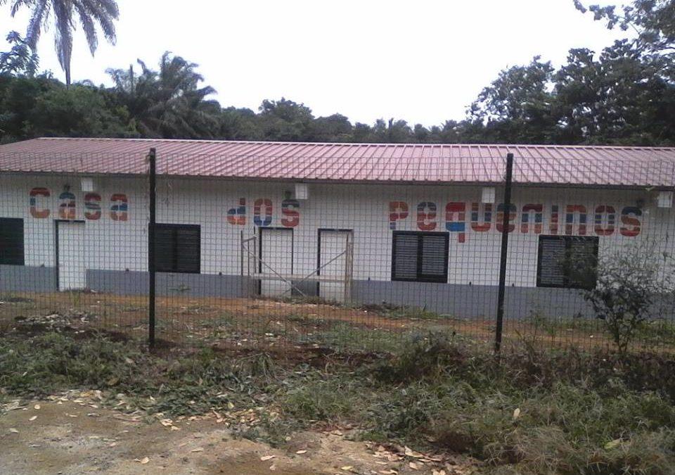Igreja: Cáritas de São Tomé e Príncipe «aposta muito» na educação e proteção infantil