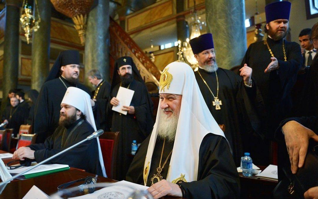 Ecumenismo: Patriarcas ortodoxos de Moscovo e da Constantinopla vão encontrar-se na Turquia
