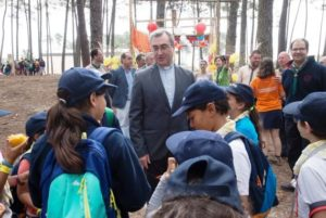 Porto: Bispo desafiou 3 mil escuteiros a nunca desistirem de «mudar o mundo»