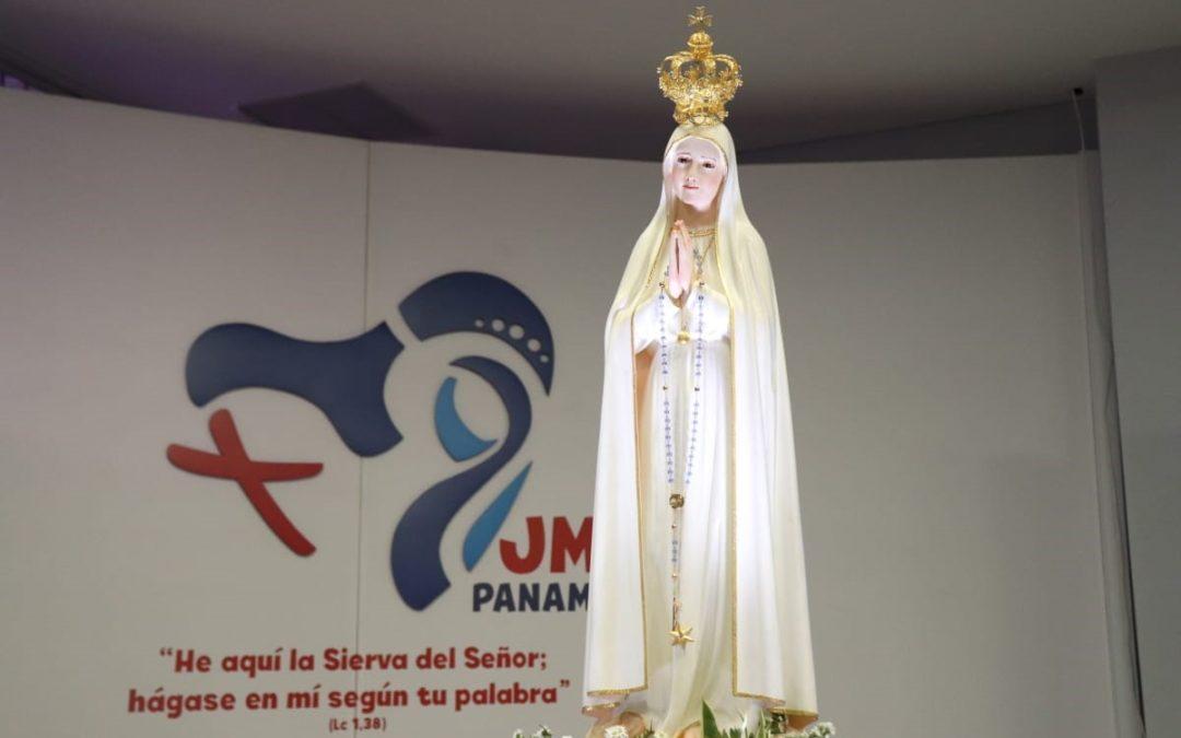 Panamá: Comitiva do Santuário de Fátima abordou presença da Imagem Peregrina nas Jornadas Mundiais da Juventude