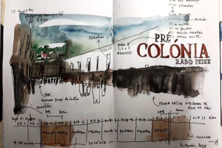 Jesuítas: «Diário gráfico» acompanha quotidiano de colónia de férias de Rabo de Peixe