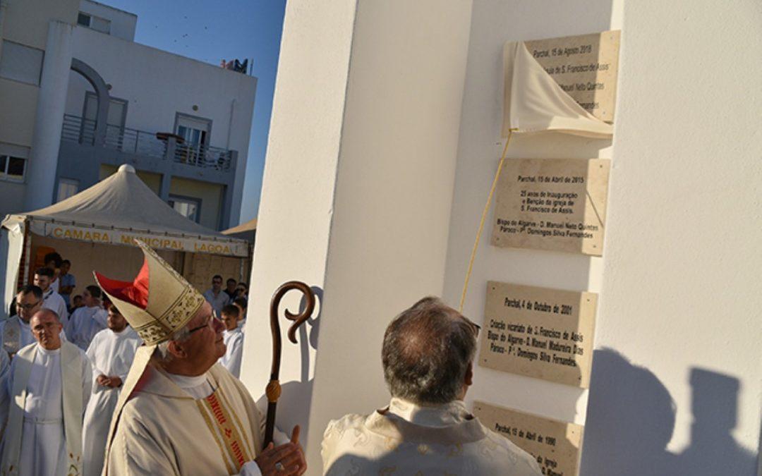 Algarve: Diocese festejou criação de uma nova paróquia
