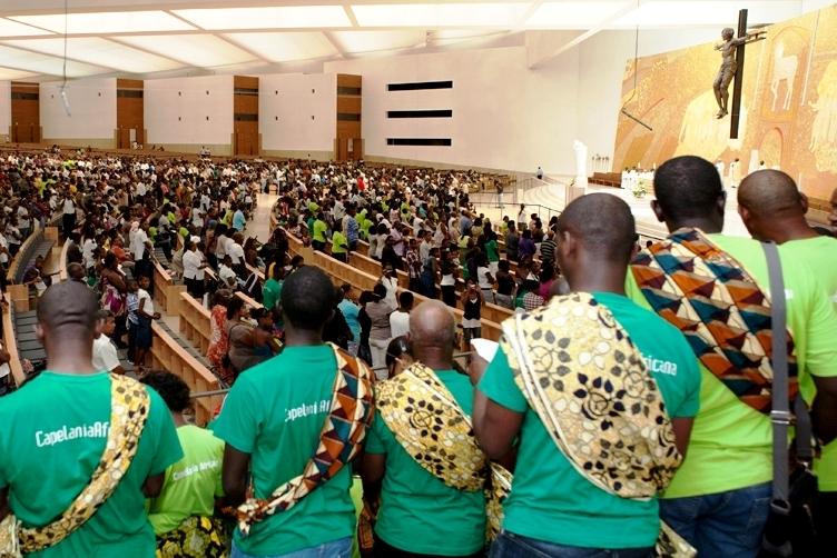 Igreja: Comunidade africana em Portugal peregrina ao Santuário de Fátima