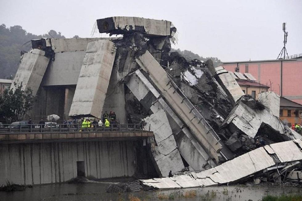 Itália: Diocese de Génova em oração pelas vítimas da queda da ponte Morandi