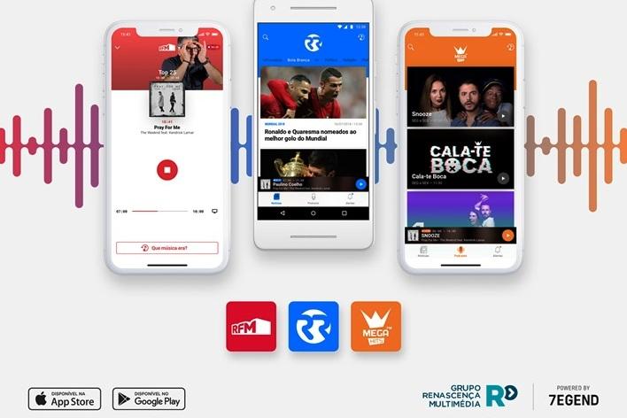 Media: Grupo Renascença Multimédia lança novas aplicações para dispositivos móveis