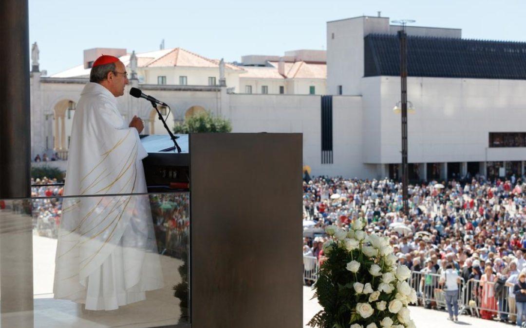 Fátima: Cardeal D. António Marto destaca Santuário como exemplo de «unidade na fé» para um «mundo dividido e separado»
