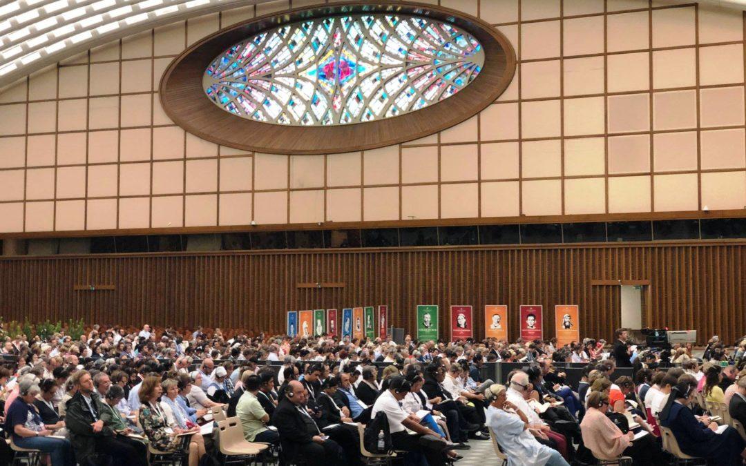 Roma: Elevada participação portuguesa no Congresso Internacional da Catequese