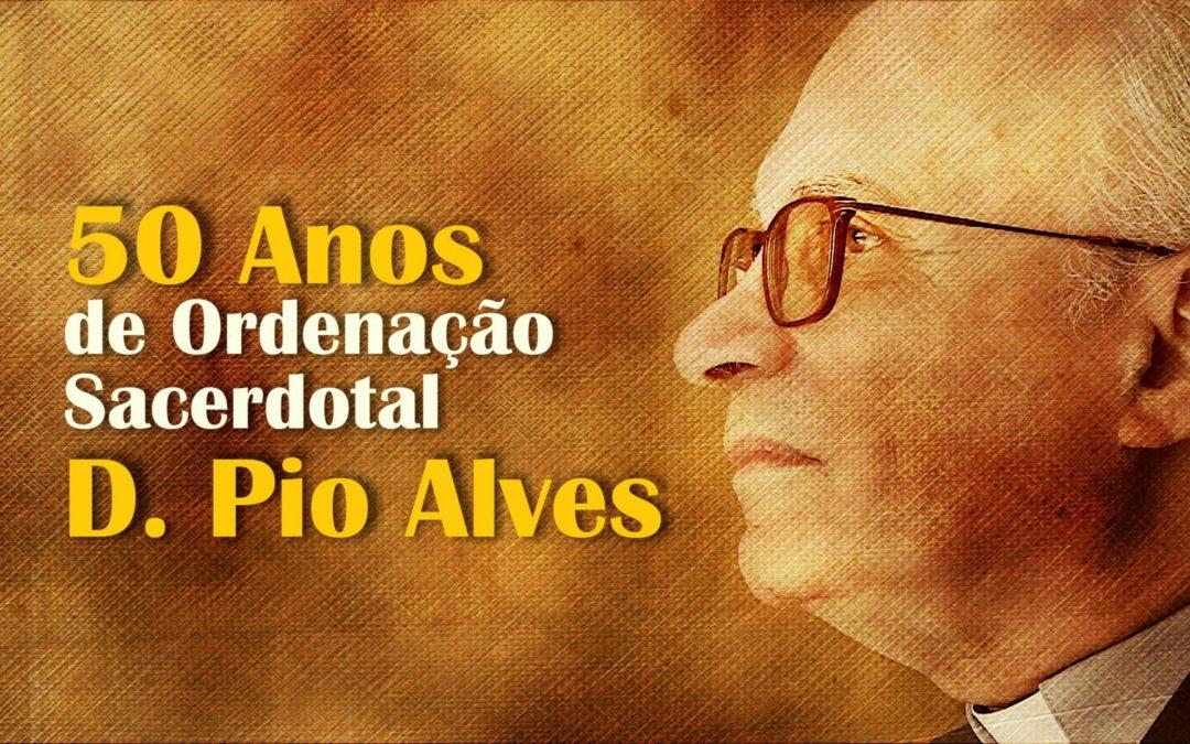 Igreja: D. Pio Alves fala de um sacerdócio «feliz» e próximo das pessoas, após 50 anos de padre (c/vídeo)