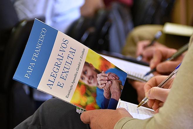 Algarve: D. Manuel Clemente apresenta exortação papal dedicada à santidade