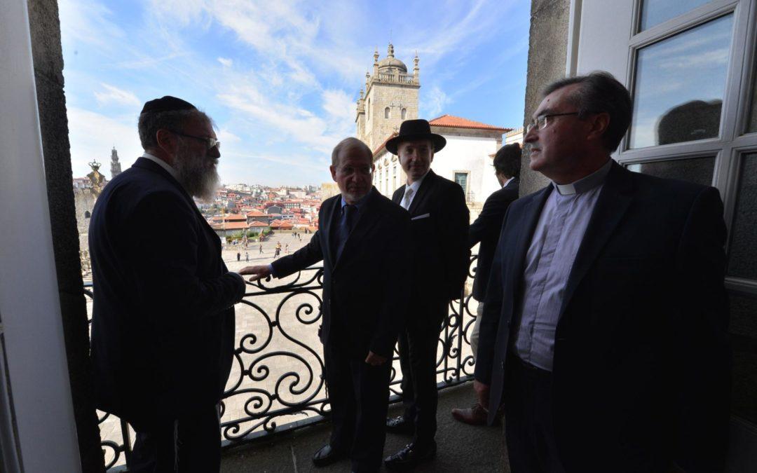Diálogo Inter-religioso: Diocese do Porto e Comunidade Judaica assinaram «protocolo de amizade e cooperação»