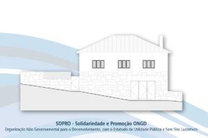 Braga: Inauguração da Casa da SOPRO com a presença de D. Jorge Ortiga