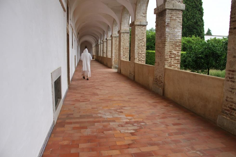 Vida Consagrada: Novo arcebispo de Évora visitou e celebrou no mosteiro da Cartuxa