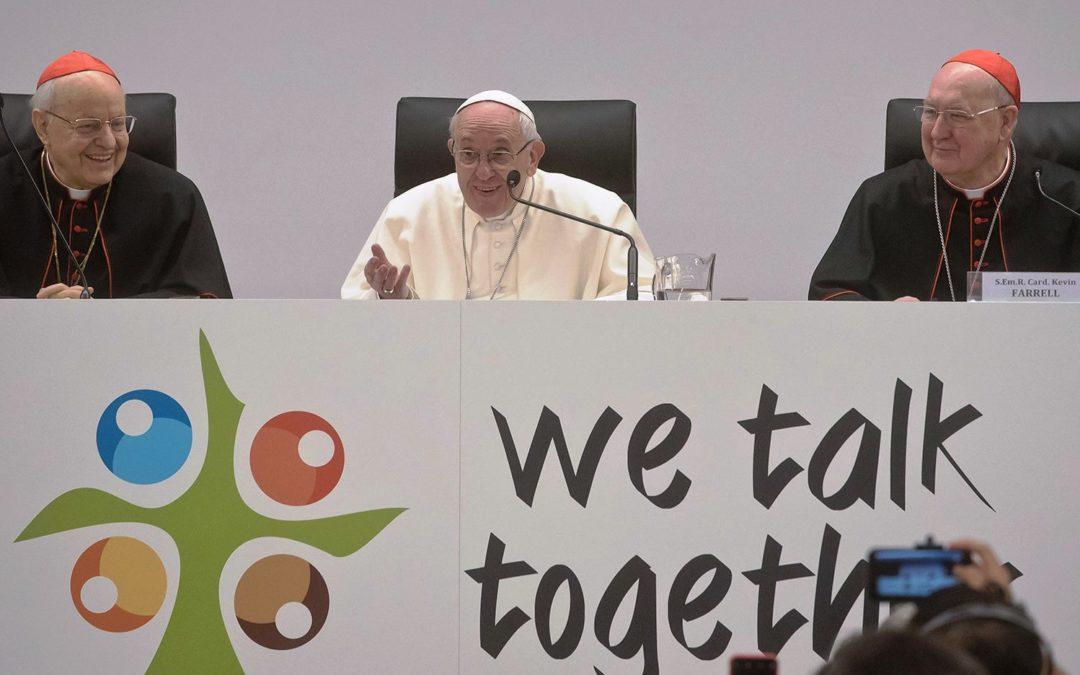 Sínodo 2018: Papa convida jovens para tarde de festa