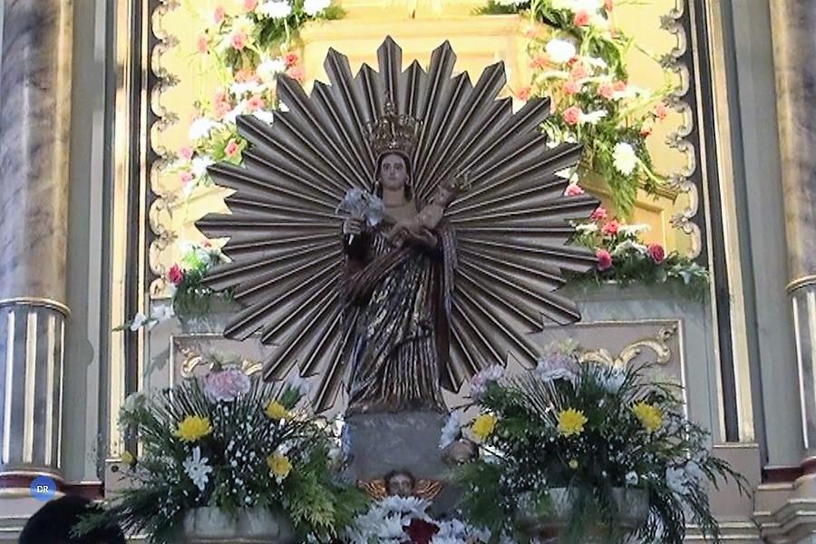 Açores: Santuário da Serreta acolhe festa em honra de Nossa Senhora dos Milagres