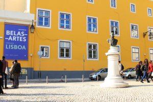 Bens culturais: Visita à Academia Nacional de Belas Artes no dia de São Lucas