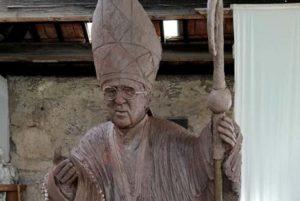 Setúbal: Inauguração de estátua de D. Manuel Martins