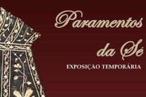 Património: Exposição temporária com paramentos da Sé de Angra