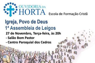 Açores: Ilha do Faial dedica Assembleia de Leigos ao tema «Igreja Povo de Deus»