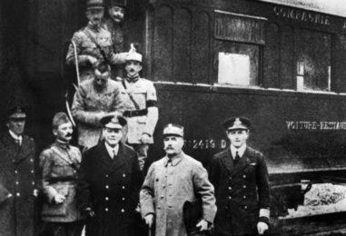 Braga: Armistício da I Guerra Mundial assinalado este domingo