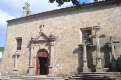 Lamego: 430 anos da fundação do Mosteiro das Chagas